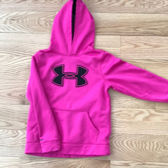 Under Armour girls hoodie storm YMD